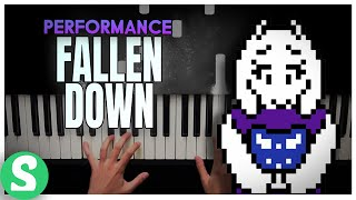 """""""Fallen Down"""" from Undertale 