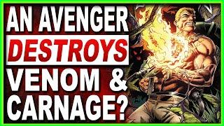Venom #23 | Venom & Carnage Are Destroyed By An Avenger? (Venom Island)