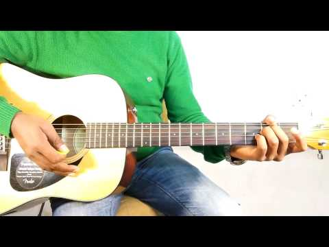 "PIYA GHAR AAVENGE - KAILASH KHER ""COMPLETE GUITAR COVER LESSONS/TUTORIAL AND CHORDS"