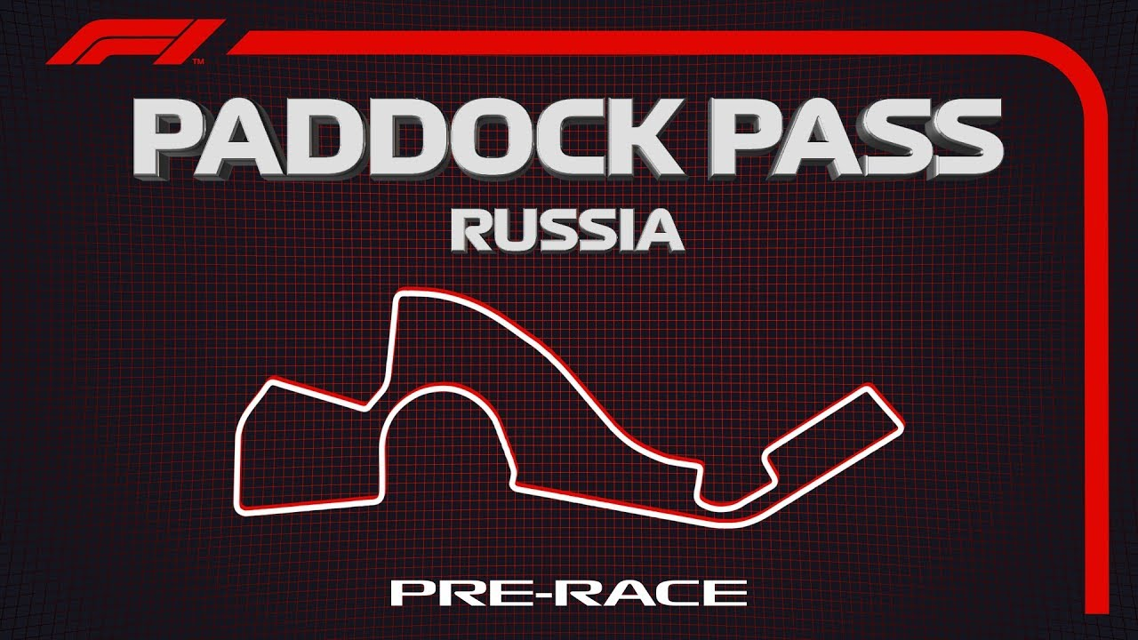 F1 Paddock Pass: Pre-Race At The 2019 Russian Grand Prix