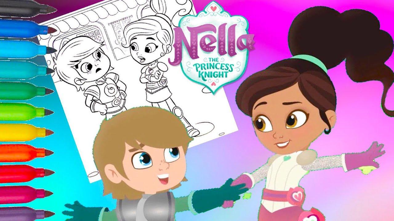 Nella the Princess Knight with Garrett | Отважная ...