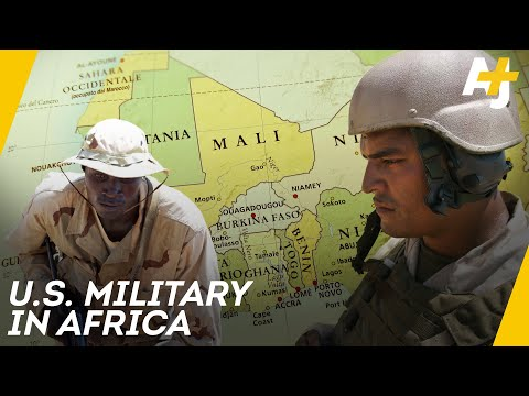Why Is The United States In Africa? | AJ+