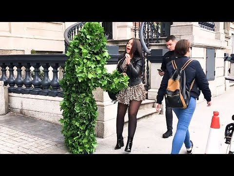 Giving people so Much laugh 😂😂 BUSHMAN PRANK