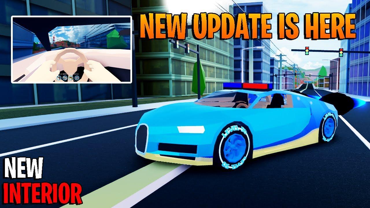 Roblox Jailbreak New Bugatti Chiron Update Youtube