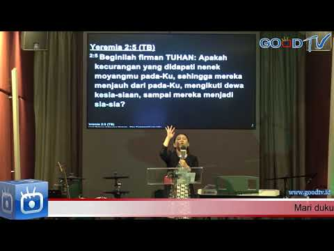 Sermon - Jangan Ada allah Lain (Pdt. Febe)