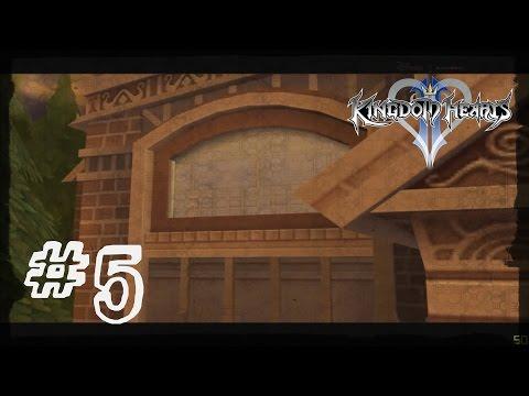 Kingdom Hearts 2 (guía comentada en Español) con Ayden Pt.5: Las 7 maravillas.