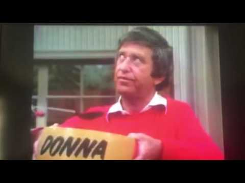 Soupy Sales and White Fang feed Donna Duck