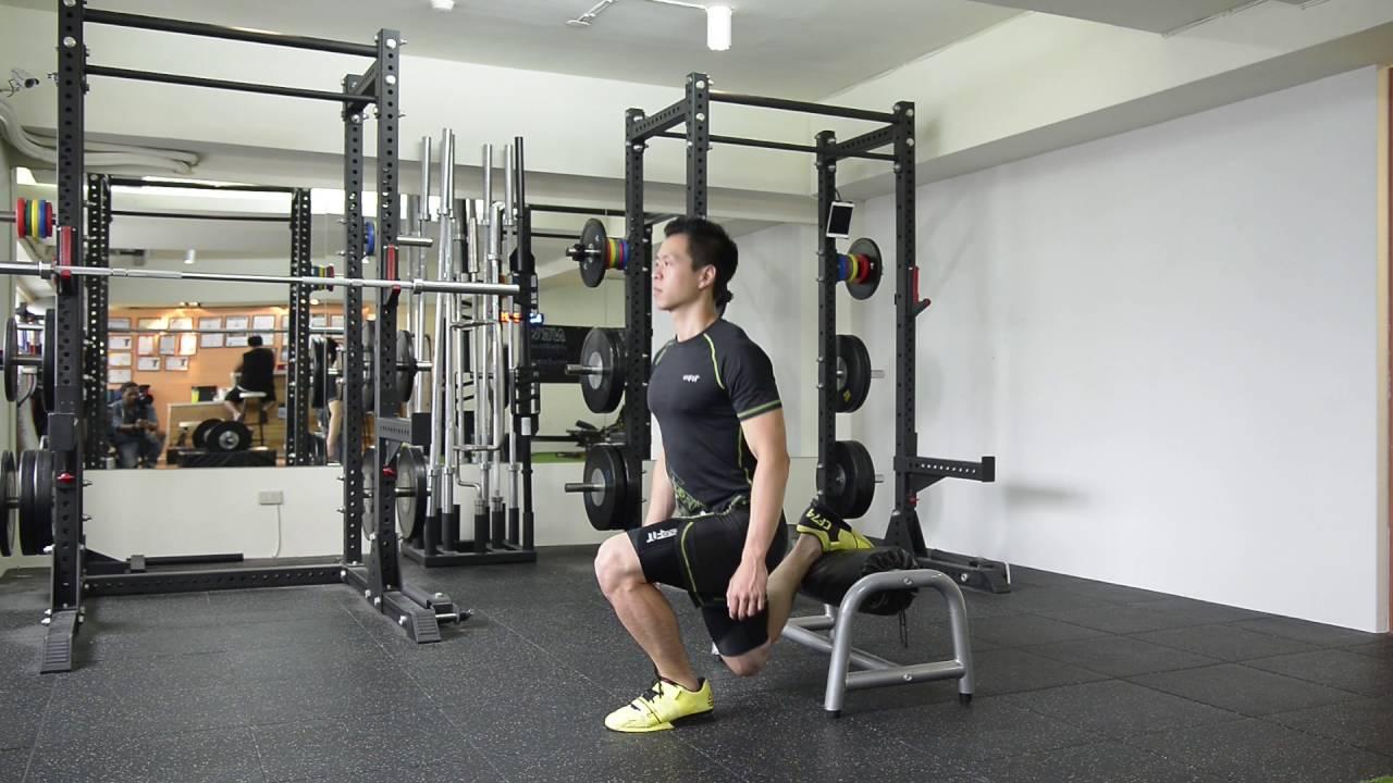 岱宇國際-跑者下肢肌力訓練3 - YouTube