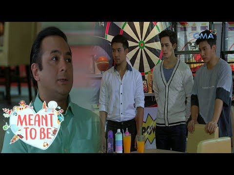 Meant to Be: Papagitan na si Pawi