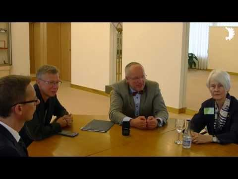 Lithuanian Defence Minister Juozas Olekas: The importance of NATO and the EU for the Baltic States