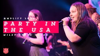 Party in the USA (Miley Cyrus Cover) - Live at Amplify 2020