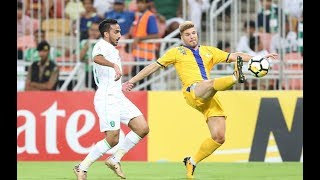 Al Ahli 1-1 Al Gharafa (AFC Champions League 2018: Group Stage)
