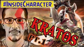 🎮God Of War🎮 SAGA: La storia di KRATOS [#InsideCharacter] -pt.1-