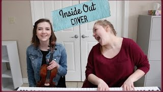 INSIDE OUT COVER (The Chainsmokers | ft. Charlee)  --  Maddy & Natasha