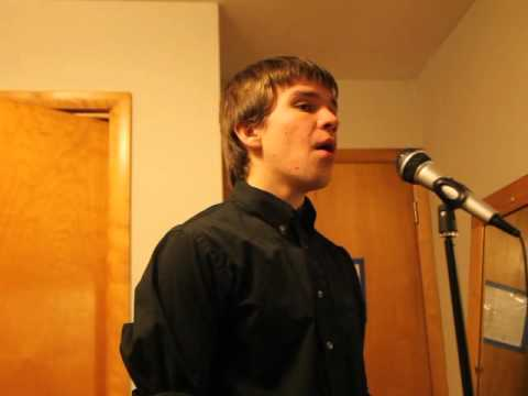 My Grown up Christmas List by Michael Buble-Elijah Hager - YouTube
