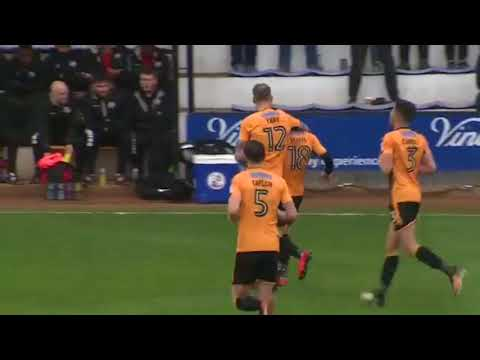ALL ANGLES: George Maris GOAL vs Crawley