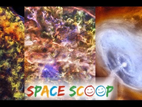 Space Scoop: X-ray Vision Reveals the Insides of Stars