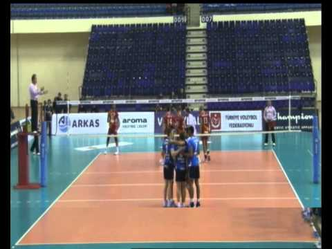 Galatasaray Yurtici Kargo vs. Arkas Sport Izmir