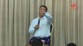 Rev. Kyaw Kyaw on June 11, 2017(M)