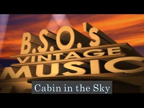 Cabin in the Sky (1943) - (Song: Going Up - Duke Ellington & Orchestra)