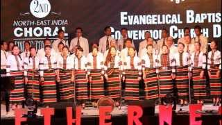 2nd North East India Choral Singing Competition, 2013 EBC Delhi