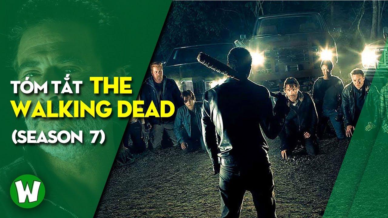 Download Tóm Tắt The Walking Dead (Xác Sống)   Season 7