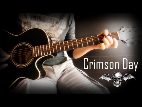 Avenged Sevenfold - Crimson Day (Guitar Cover)