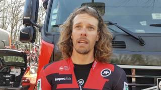 5 tips for the Tour of Flanders with Daniel Oss