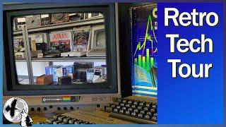 Retro Tech Collection Tour & Sneak Peeks - A Look at Vintage Tech