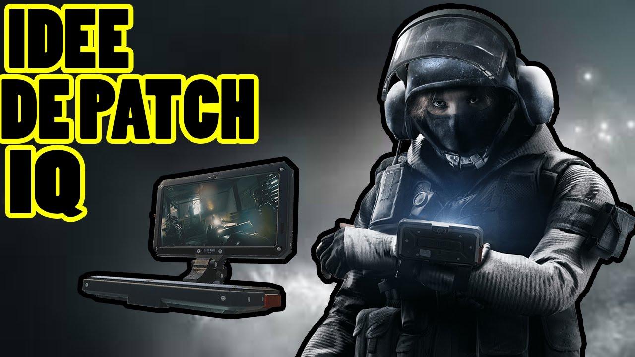 Rainbow Six Siege - IQ Operator Guide | deutsch - YouTube