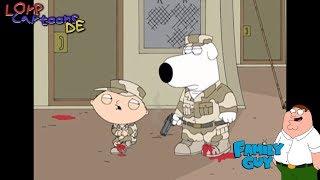 Stewie und Brian sind Soldaten im Irak! (Family Guy Best of #36) [Deutsch/HD]