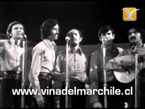 Los Fortineros, Canción a la Bandera, Festival de Viña 1973