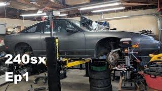 New S13 240SX! Project Overview - 240sx Build - Ep 1 - Panchos Garage