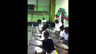 ALHCS Speech Night Steel Pan