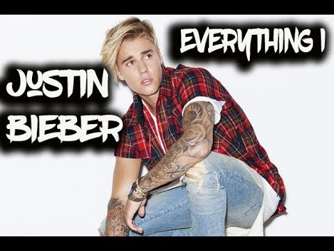 Justin Bieber ft. The Chainsmokers - Everything I Gave You (Lyrics Video)