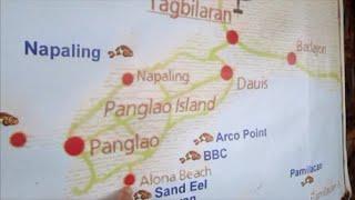 Alona Beach, Panglao, Bohol Philippines Video 4 of 4  ~ Philippine Tourism, Motorcycle Adventures