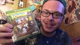 Crash Bandicoot N-Sane Trilogy (Xbox One Review)