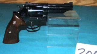 Comanche III .357 Magnum Revolver  Images