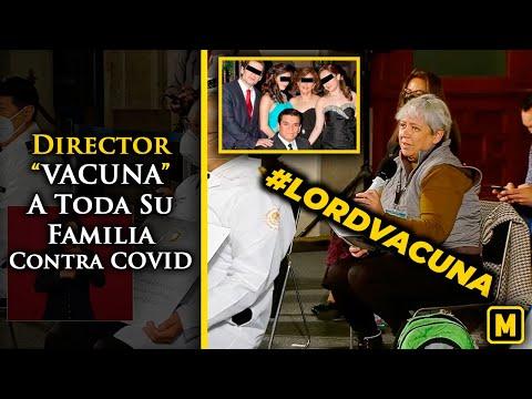 #LordVacuna AMLO Confirmo el Caso de Influyentísimo en la Vacunación