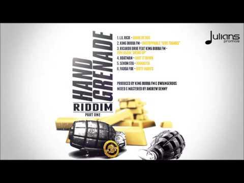 "King Bubba FM - Unstoppable ""2016 Soca"" (Hand Grenade Riddim) ""2016 Soca"" (Barbados Crop Over)"