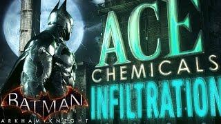 Batman: Arkham Knight прохождение с Карном. Часть 3
