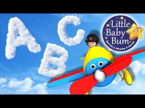 ABC Song  Traditional  Nursery Rhymes   LittleBaBum!