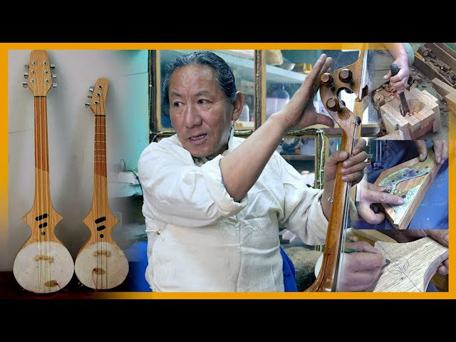 Art and Culture: The art of making 'Dranyen' with Gen Ngadhen