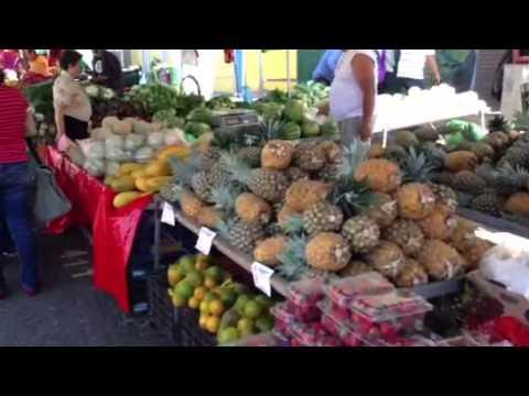 Feria del agricultor Guadalupe Costa Rica