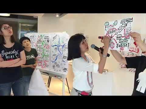 LOG visual tool for work, Beijing workshop