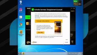 Antivirus Norton internet security 2012 installation version évaluation francais french
