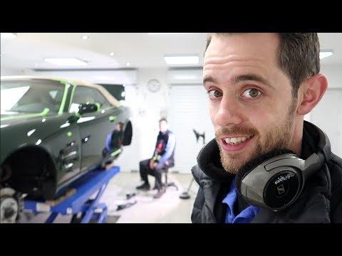 Aston Martin Virage Volante - VLOG 043