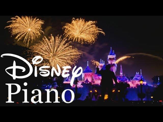 ディズニーピアノメドレー【作業用、勉強、睡眠用BGM】Disney ...