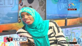 #theTrend:  Young female comedians on the rise, Nasra and 'Mwende'