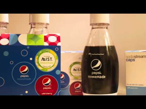 Pepsi Homemade For Sodastream Review